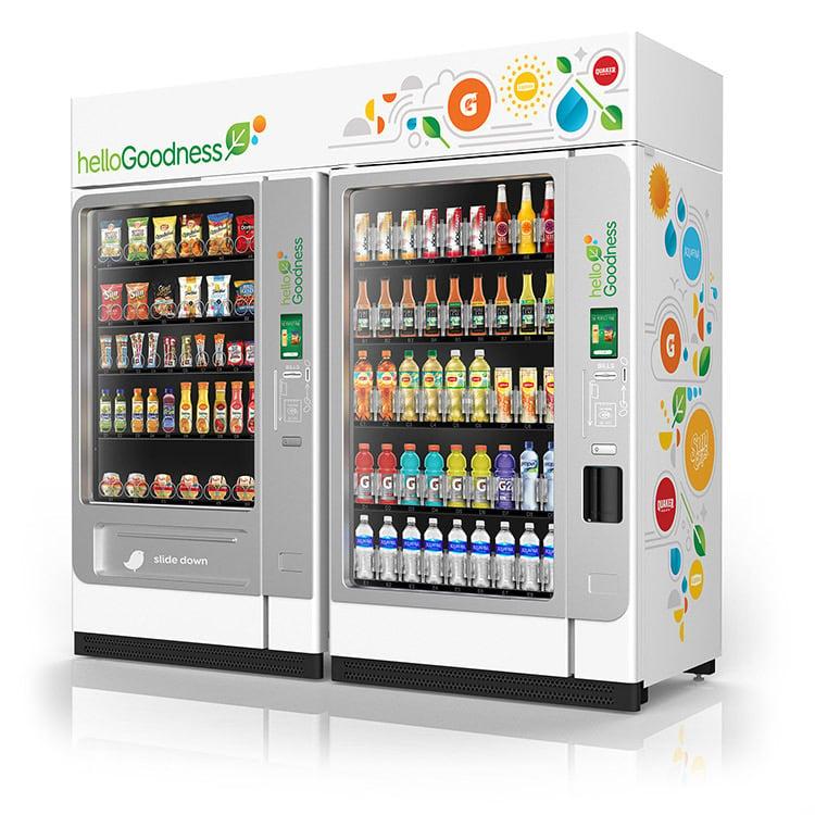 Healthy-Vending-Machine