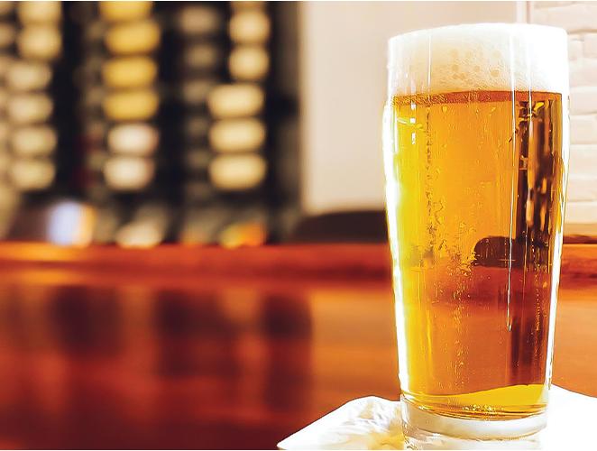 Parterre-beer