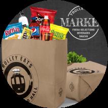 Trolley Eats Market